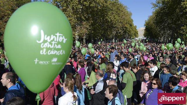 marcha contra cancer valladolid