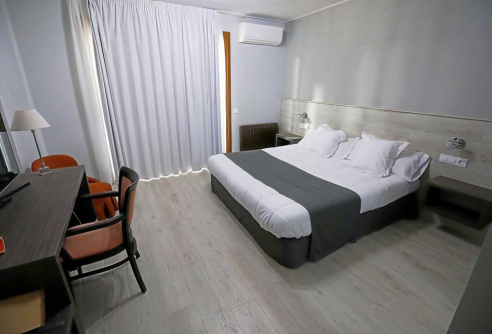 camas para hoteles