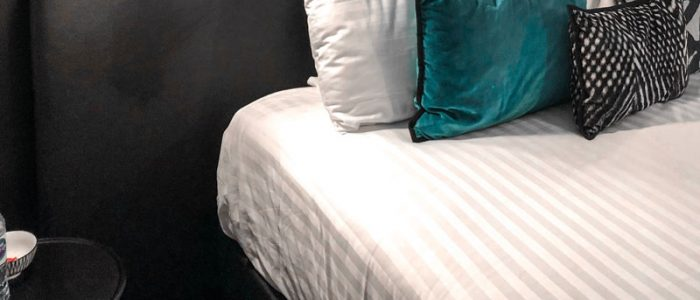 cómo elegir sábana para cama