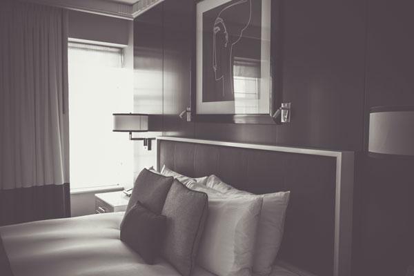 cómo es la mejor habitación de hotel